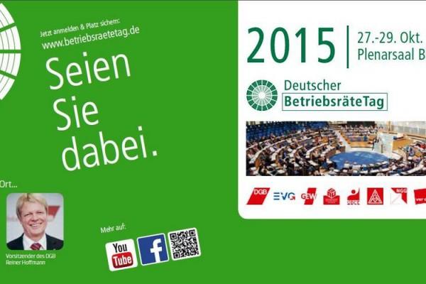 Betriebsrätetag 2015 - Seite 1